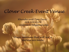 Clover Creek Business Card
